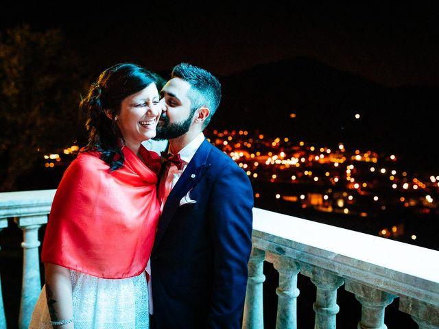 Il matrimonio di Francesco e Gledis a Trescore Balneario, Bergamo 58