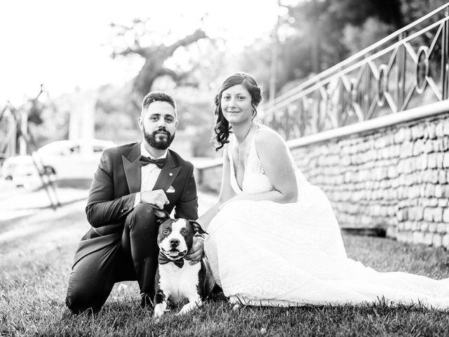 Il matrimonio di Francesco e Gledis a Trescore Balneario, Bergamo 3