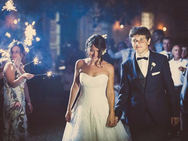 le nozze di Annalisa e Dritan