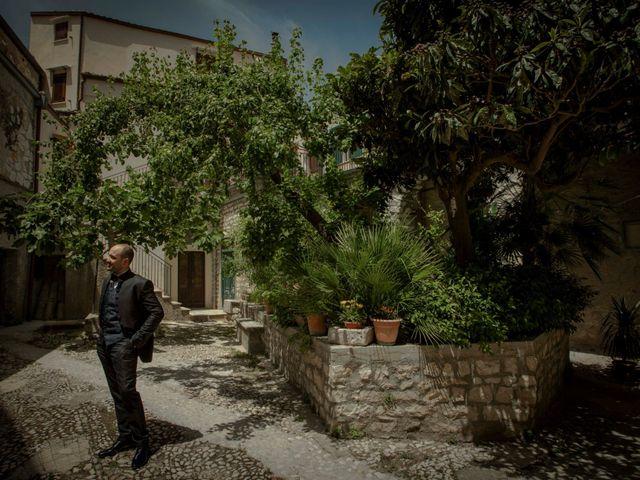 Il matrimonio di Giampietro e Ornella a Bisacquino, Palermo 3