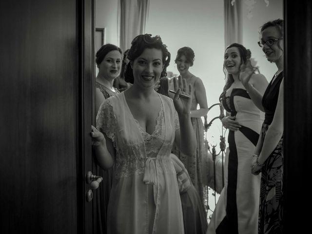Il matrimonio di Giampietro e Ornella a Bisacquino, Palermo 5