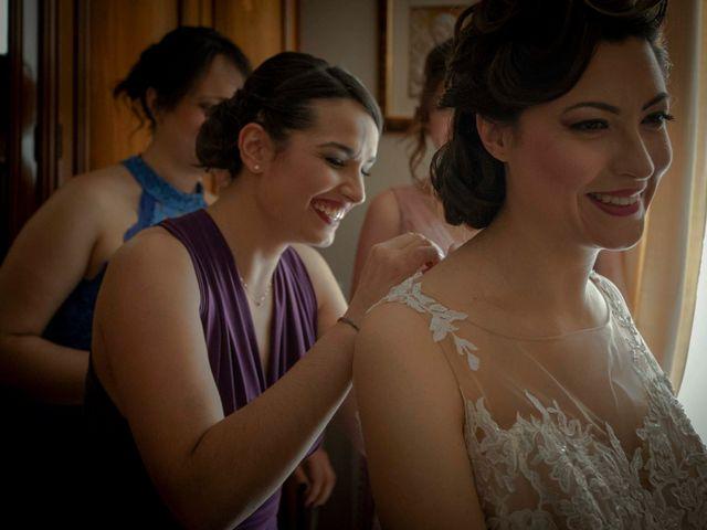 Il matrimonio di Giampietro e Ornella a Bisacquino, Palermo 6