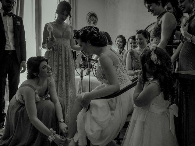 Il matrimonio di Giampietro e Ornella a Bisacquino, Palermo 8