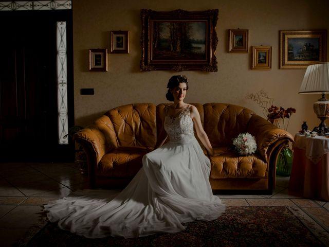 Il matrimonio di Giampietro e Ornella a Bisacquino, Palermo 10