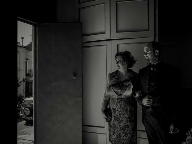 Il matrimonio di Giampietro e Ornella a Bisacquino, Palermo 12