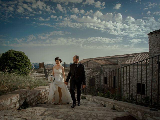 Il matrimonio di Giampietro e Ornella a Bisacquino, Palermo 15