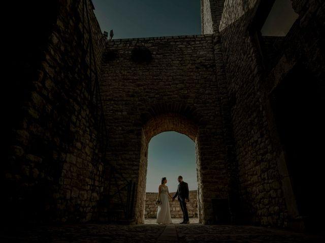 Il matrimonio di Giampietro e Ornella a Bisacquino, Palermo 16