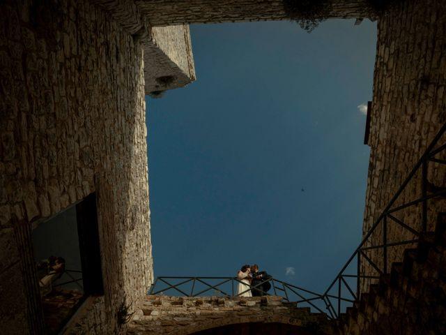 Il matrimonio di Giampietro e Ornella a Bisacquino, Palermo 17