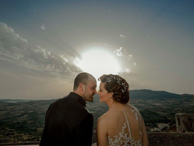 Il matrimonio di Giampietro e Ornella a Bisacquino, Palermo 18