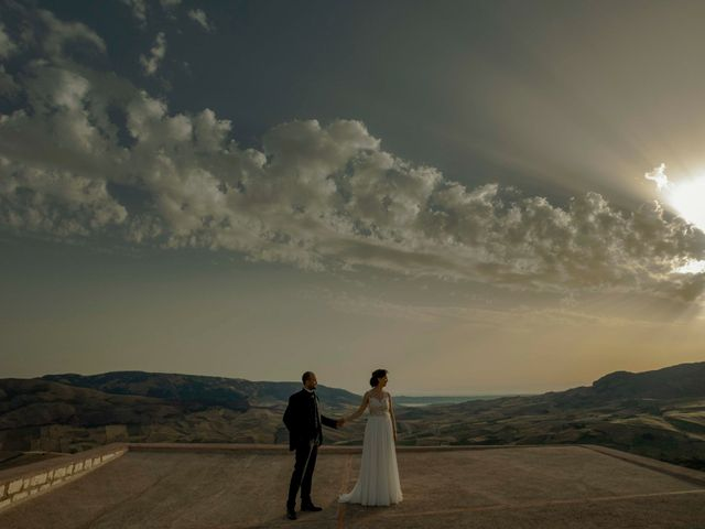 Il matrimonio di Giampietro e Ornella a Bisacquino, Palermo 19
