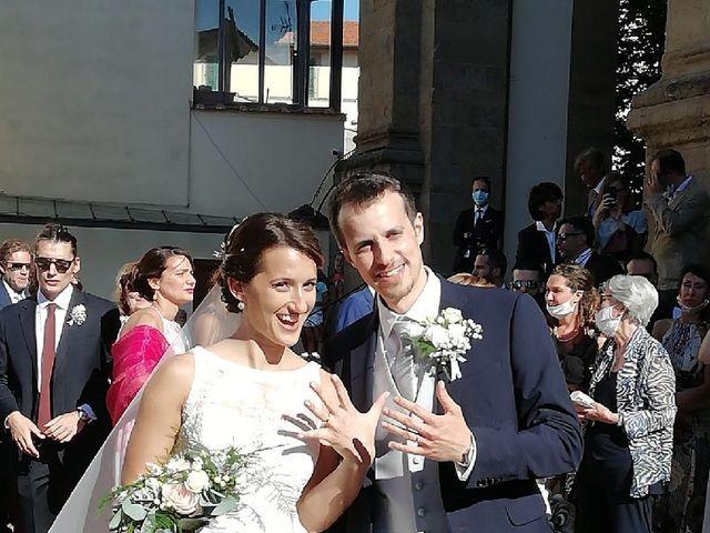 Il matrimonio di Giovanni  e Elisabetta  a Firenze, Firenze 1