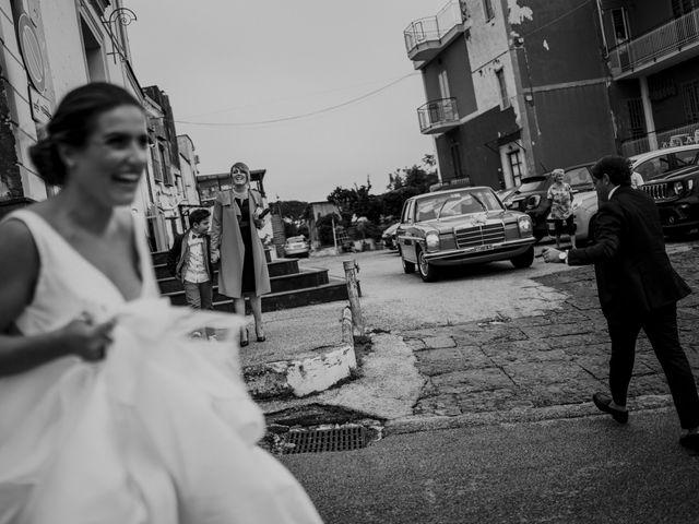 Il matrimonio di Emma e Paolo a Ercolano, Napoli 25