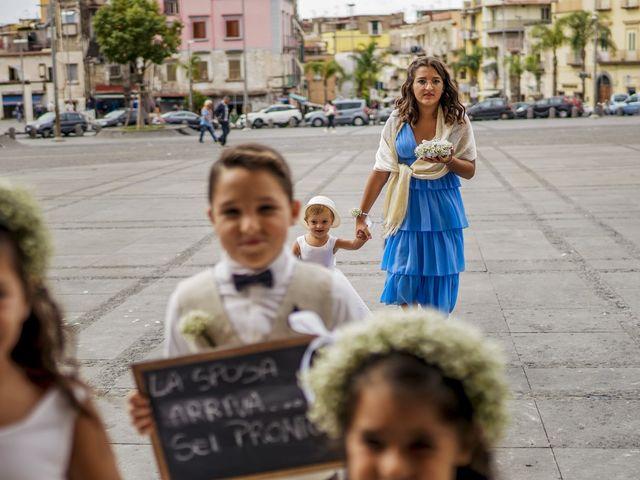 Il matrimonio di Emma e Paolo a Ercolano, Napoli 39