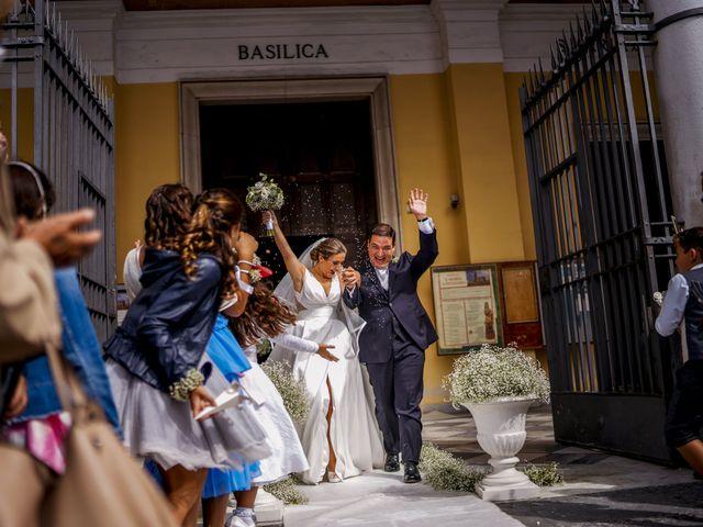Il matrimonio di Emma e Paolo a Ercolano, Napoli 59