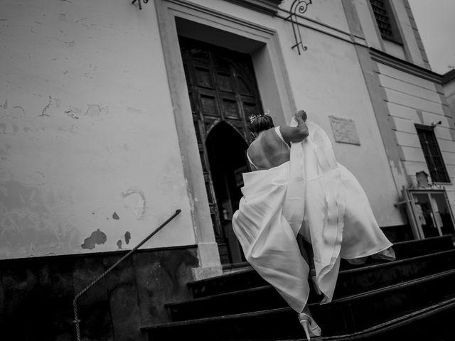 Il matrimonio di Emma e Paolo a Ercolano, Napoli 18
