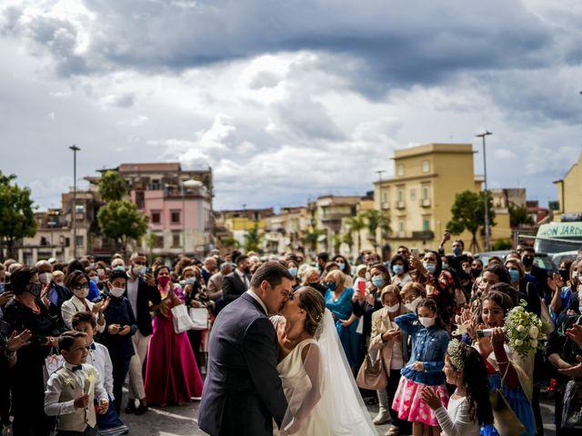 Il matrimonio di Emma e Paolo a Ercolano, Napoli 60