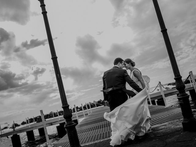 Il matrimonio di Emma e Paolo a Ercolano, Napoli 1