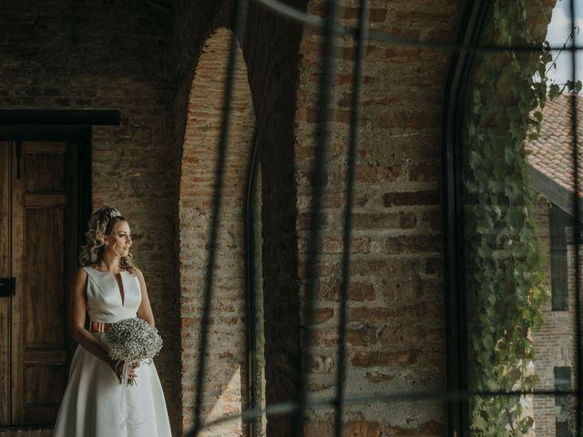Il matrimonio di Alessandro e Giulia a Buttigliera Alta, Torino 4