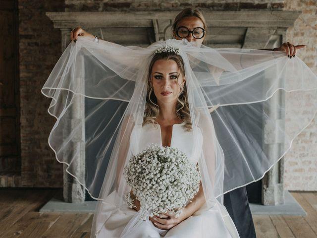 Il matrimonio di Alessandro e Giulia a Buttigliera Alta, Torino 5