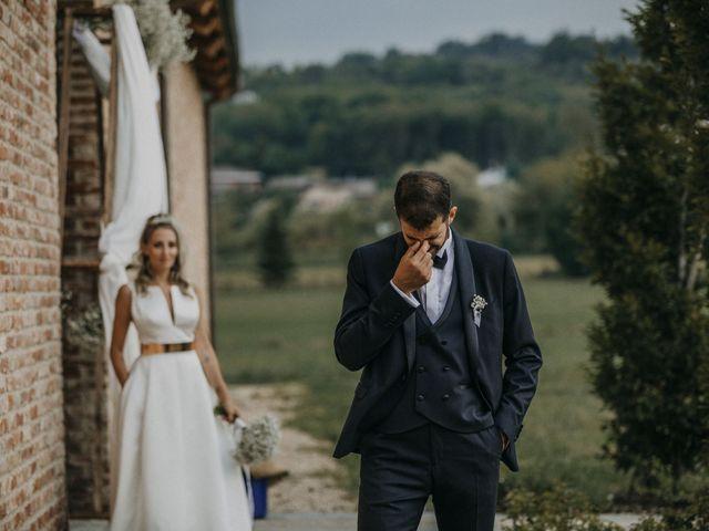Il matrimonio di Alessandro e Giulia a Buttigliera Alta, Torino 15