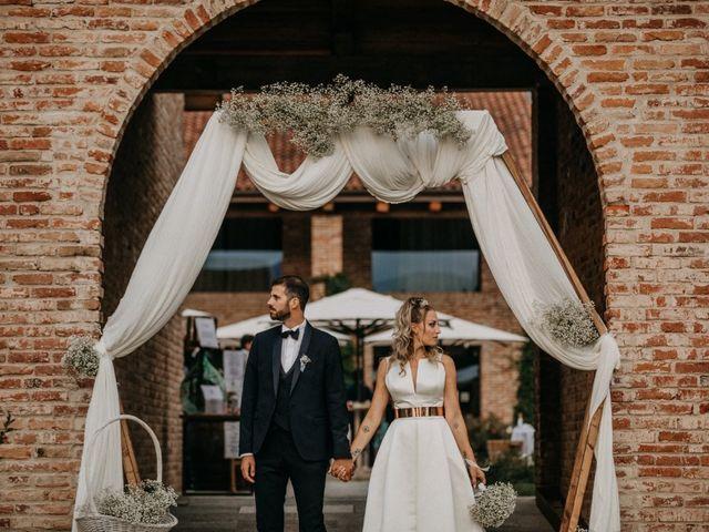 Il matrimonio di Alessandro e Giulia a Buttigliera Alta, Torino 19