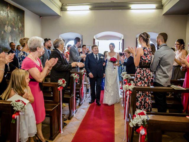 Il matrimonio di Marco e Valentina a Bergamo, Bergamo 17