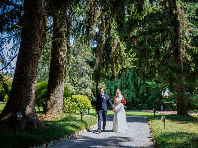 Il matrimonio di Marco e Valentina a Bergamo, Bergamo 27