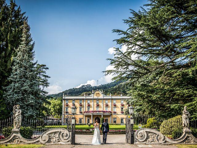 Il matrimonio di Marco e Valentina a Bergamo, Bergamo 40