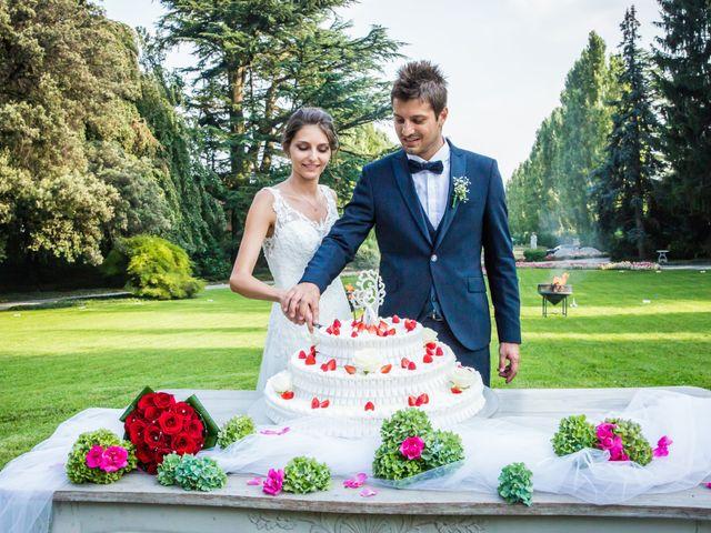 Il matrimonio di Marco e Valentina a Bergamo, Bergamo 44