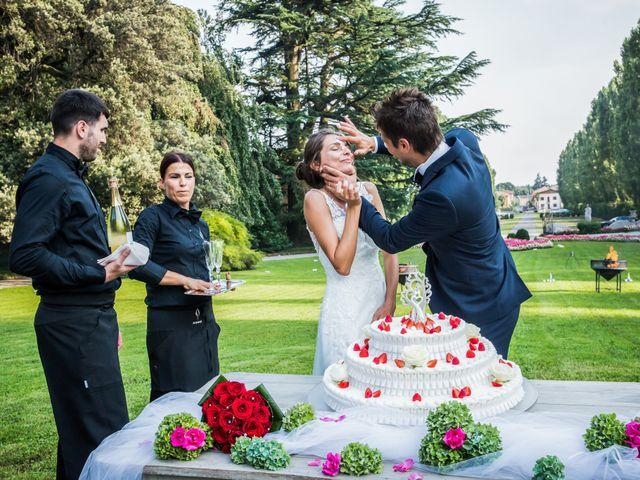 Il matrimonio di Marco e Valentina a Bergamo, Bergamo 45