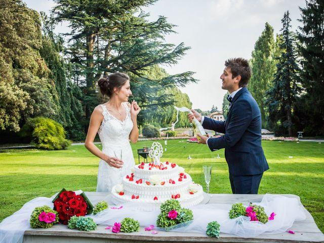 Il matrimonio di Marco e Valentina a Bergamo, Bergamo 46