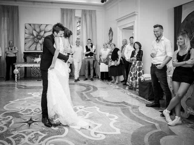Il matrimonio di Marco e Valentina a Bergamo, Bergamo 47
