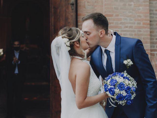 Il matrimonio di Ignazio e Dominika a Scandiano, Reggio Emilia 26