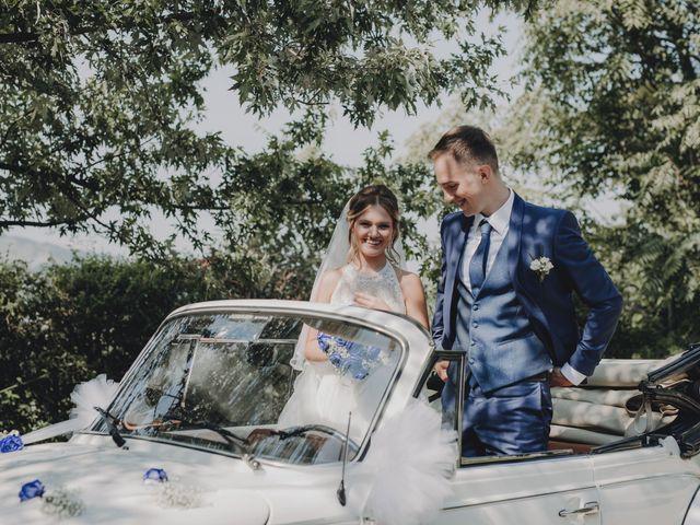 Il matrimonio di Ignazio e Dominika a Scandiano, Reggio Emilia 29