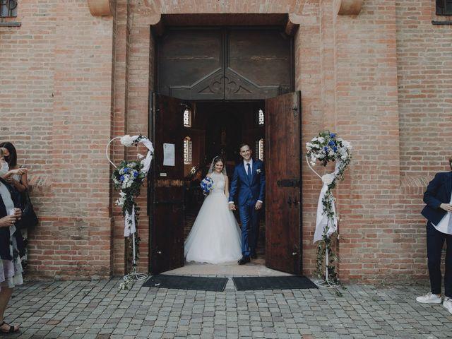 Il matrimonio di Ignazio e Dominika a Scandiano, Reggio Emilia 31