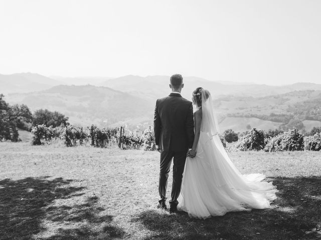 Il matrimonio di Ignazio e Dominika a Scandiano, Reggio Emilia 34
