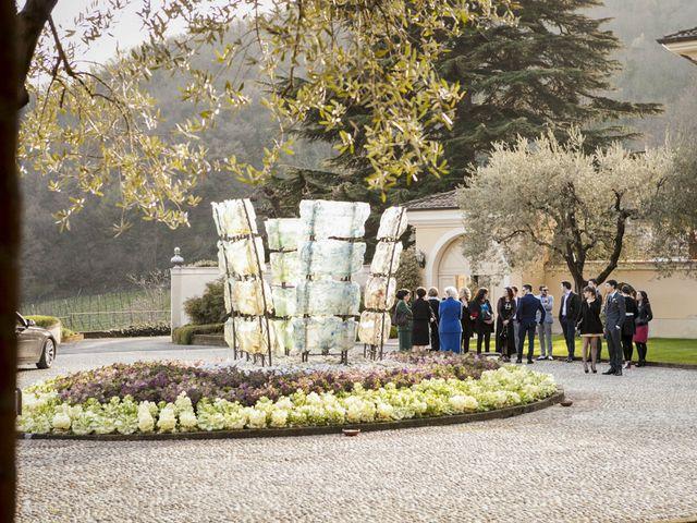 Il matrimonio di Donato e Chiara a Monticelli Brusati, Brescia 2