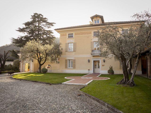 Il matrimonio di Donato e Chiara a Monticelli Brusati, Brescia 6
