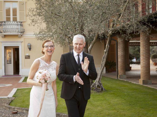 Il matrimonio di Donato e Chiara a Monticelli Brusati, Brescia 8