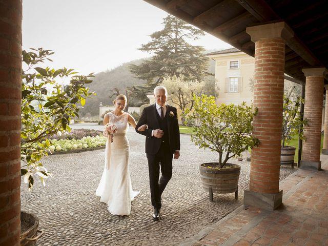 Il matrimonio di Donato e Chiara a Monticelli Brusati, Brescia 9