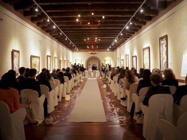 Il matrimonio di Donato e Chiara a Monticelli Brusati, Brescia 10