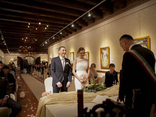 Il matrimonio di Donato e Chiara a Monticelli Brusati, Brescia 11