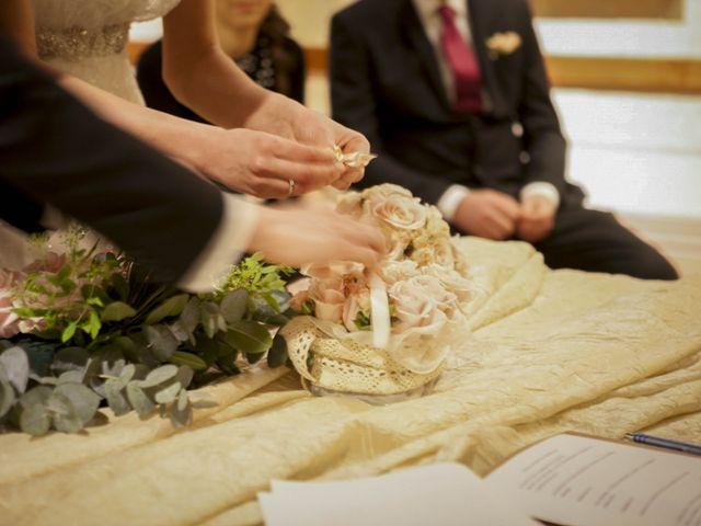 Il matrimonio di Donato e Chiara a Monticelli Brusati, Brescia 12