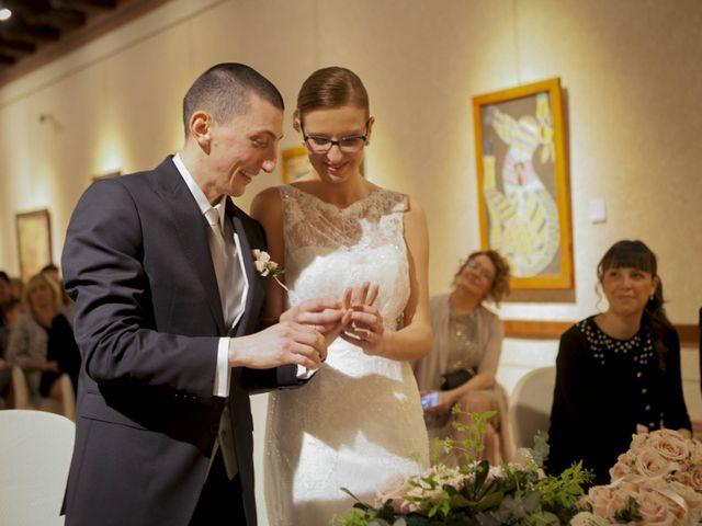 Il matrimonio di Donato e Chiara a Monticelli Brusati, Brescia 13