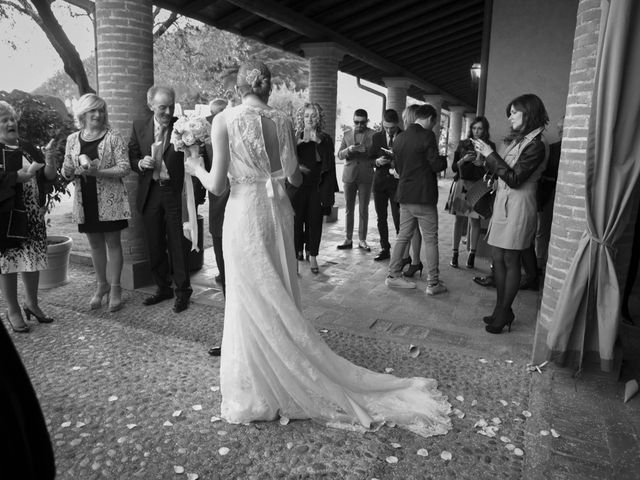 Il matrimonio di Donato e Chiara a Monticelli Brusati, Brescia 20