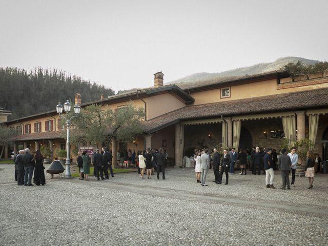 Il matrimonio di Donato e Chiara a Monticelli Brusati, Brescia 22