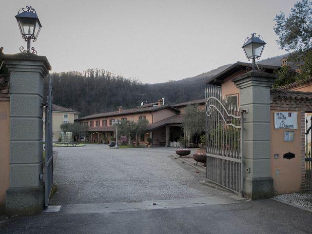 Il matrimonio di Donato e Chiara a Monticelli Brusati, Brescia 28