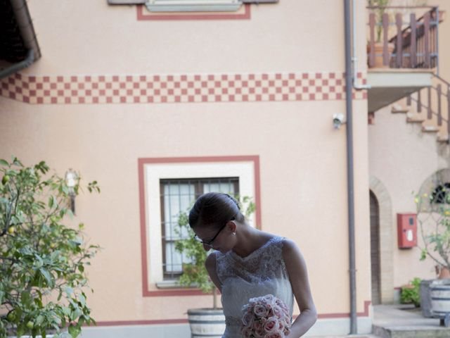 Il matrimonio di Donato e Chiara a Monticelli Brusati, Brescia 31
