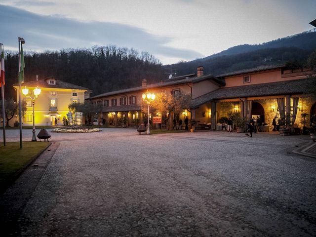 Il matrimonio di Donato e Chiara a Monticelli Brusati, Brescia 44