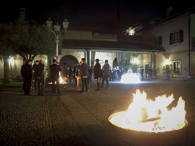 Il matrimonio di Donato e Chiara a Monticelli Brusati, Brescia 50